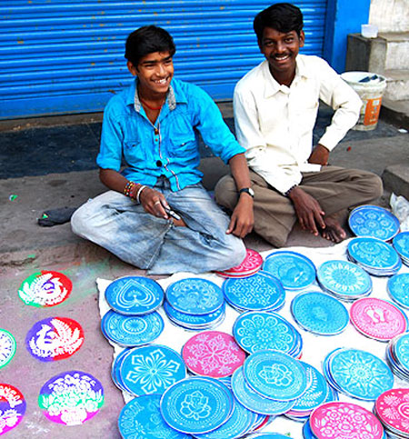 rangoli instrument sales